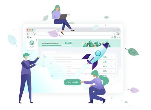 Zei, la solution digitale au service de votre démarche d'impact